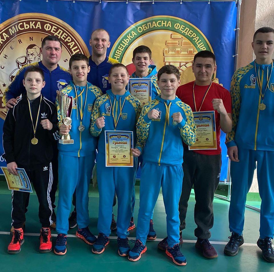 Юні коломияни привезли нагородизонального чемпіонату України з боксу (ФОТО, ВІДЕО)