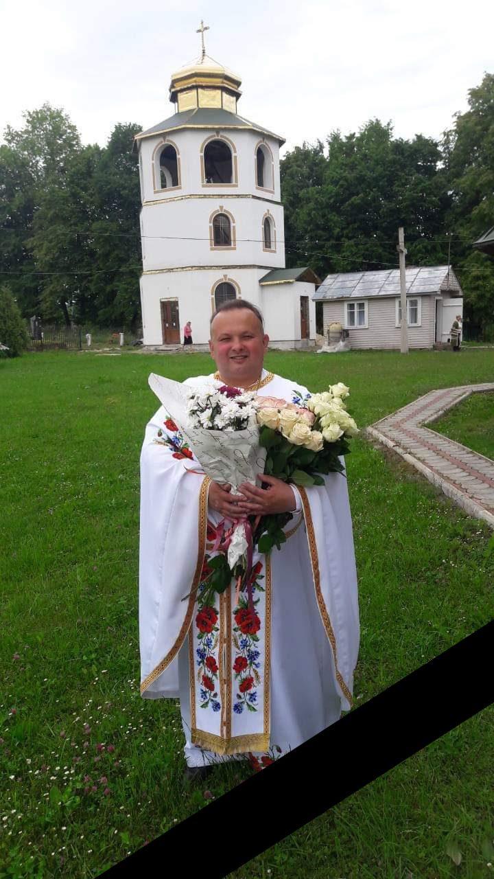 У смертельній ДТП в Калуші загинув священник (ФОТО)