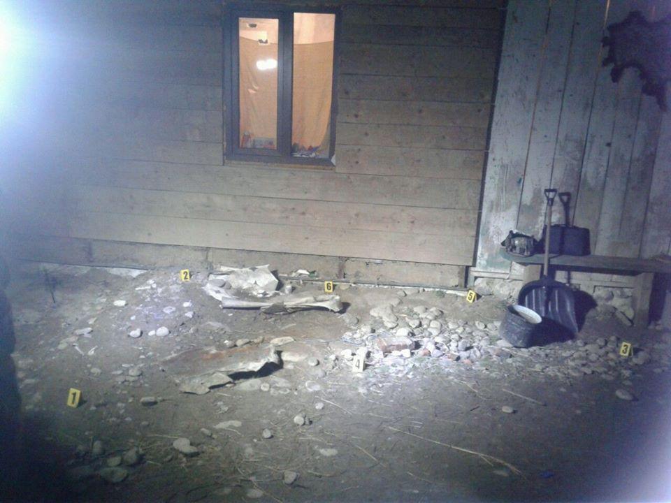 Димову гранату, яка вибухнула в руках калушанина, хлопець купив в Інтернеті, – поліція (ФОТО)