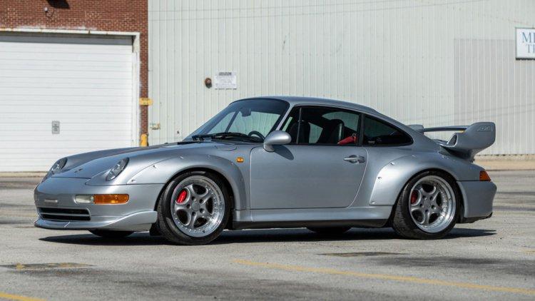 Рідкісний Porsche продадуть з аукціону за шалені гроші (ФОТО)
