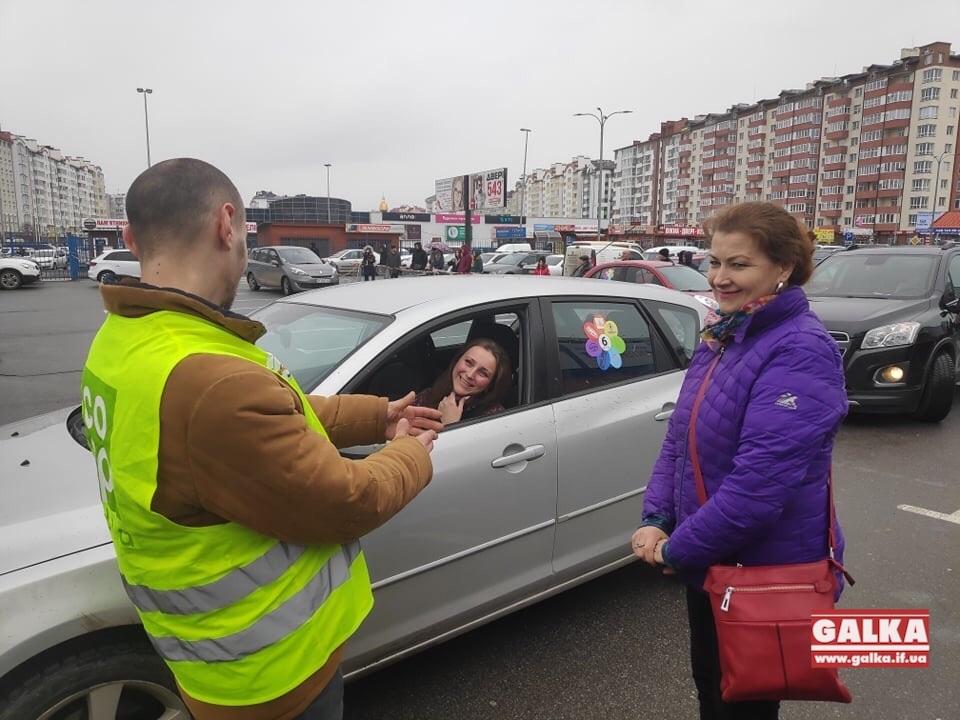 В Івано-Франківську жінки змагаються у вправності за кермом (ФОТО)