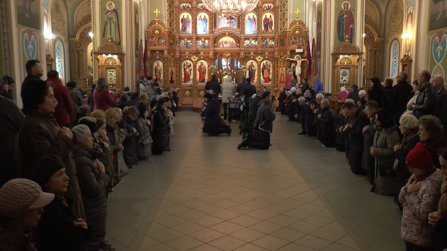 Служба Божа під час карантину: в Івано-Франківську все без змін (ВІДЕО)