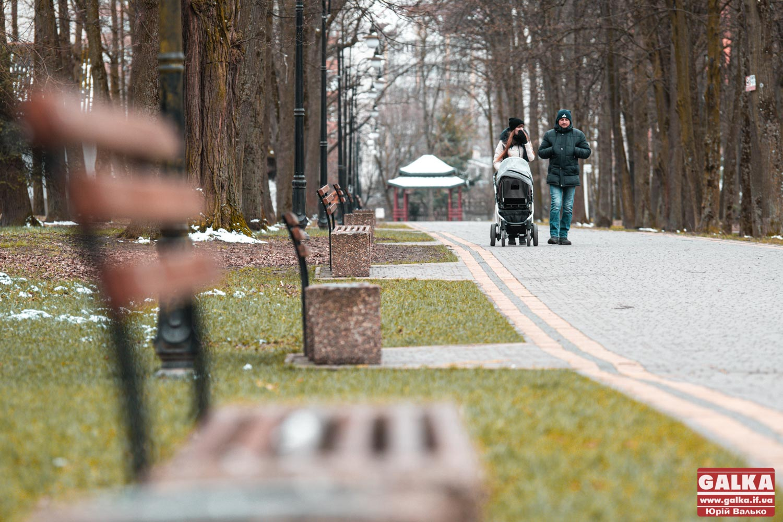Франківцям заборонять гуляти парками та скверами – Марцінків (ОНОВЛЕНО)
