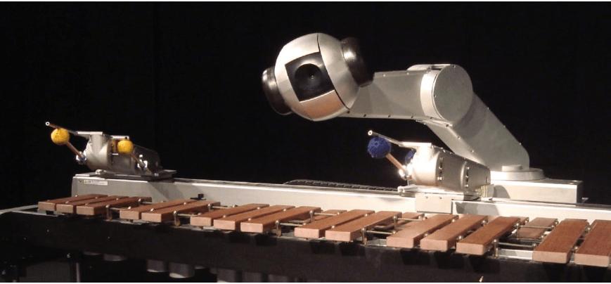 З'явився перший у світі робот-музикант, який поїде в тур із власним альбомом