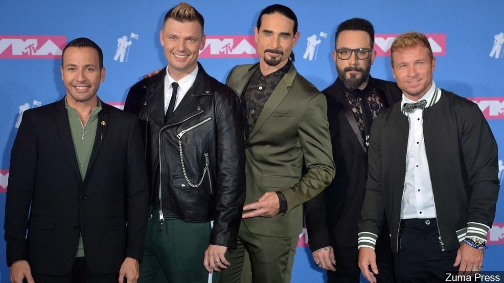 Backstreet Boys заспівали «I Want It That Way» по скайпу (ВІДЕО)