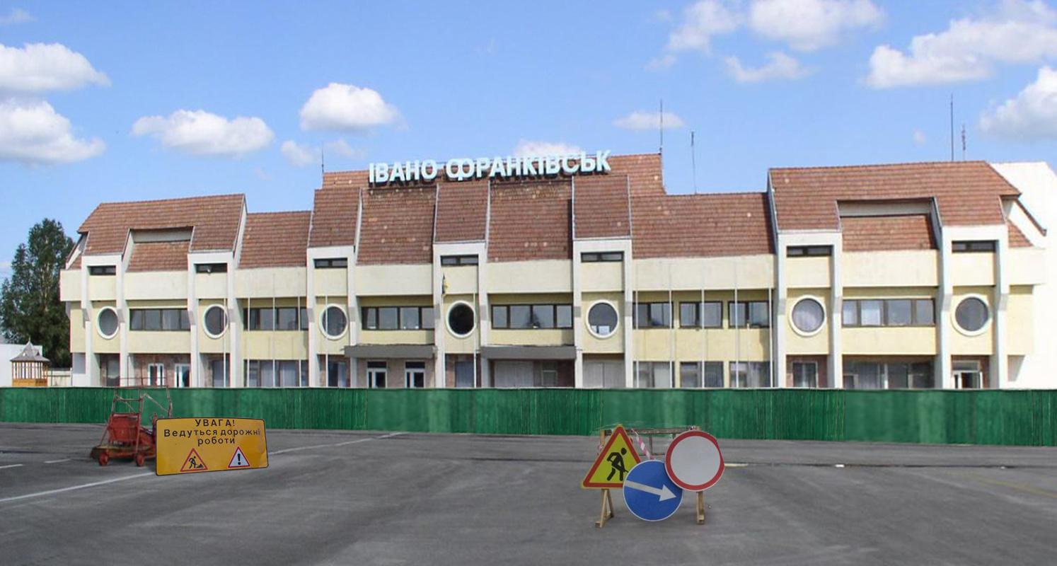 Франківський аеропорт отримав найнижчі оцінки серед летовищ України