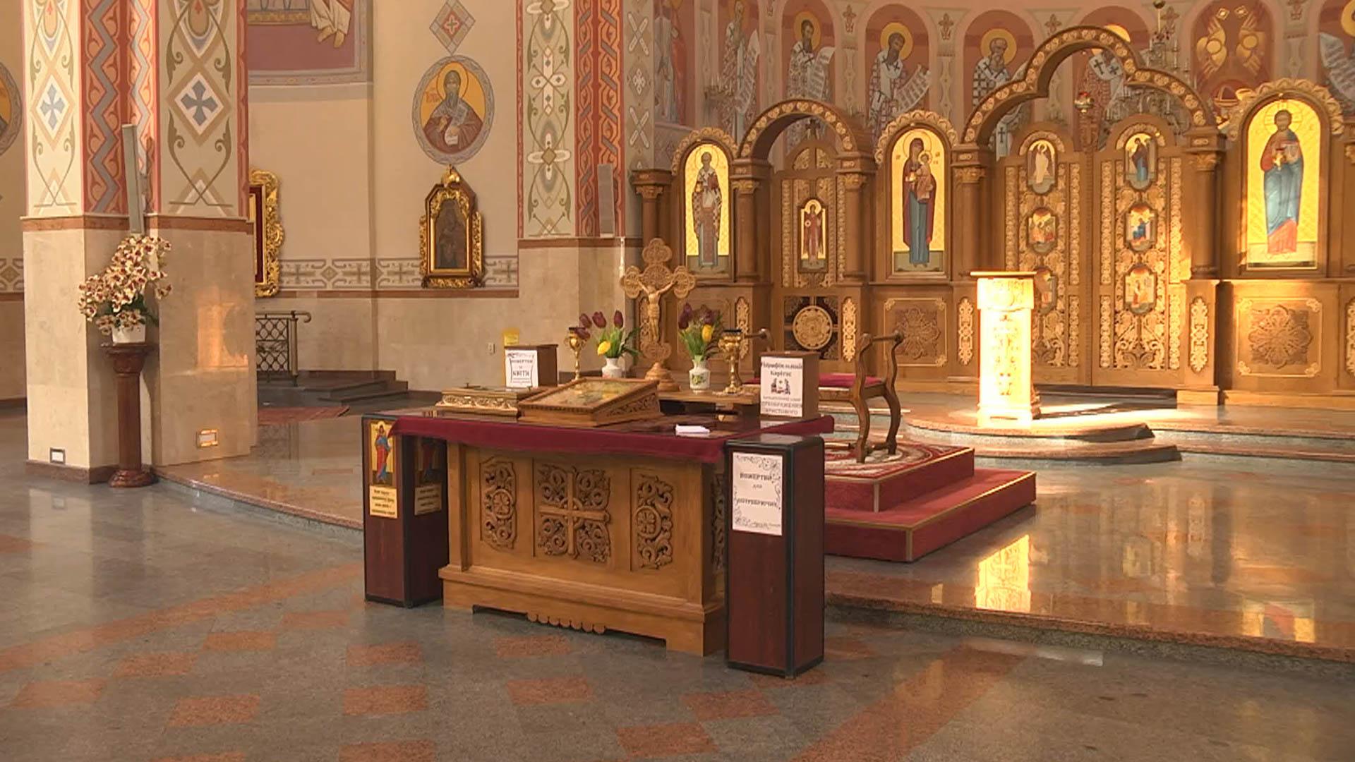 Людина не повинна тікати від храму: у Коломиї не планують закривати церкви (ВІДЕО)