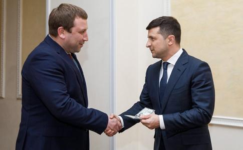 Зеленський призначив прикарпатського чиновника головою Тернопільської ОДА