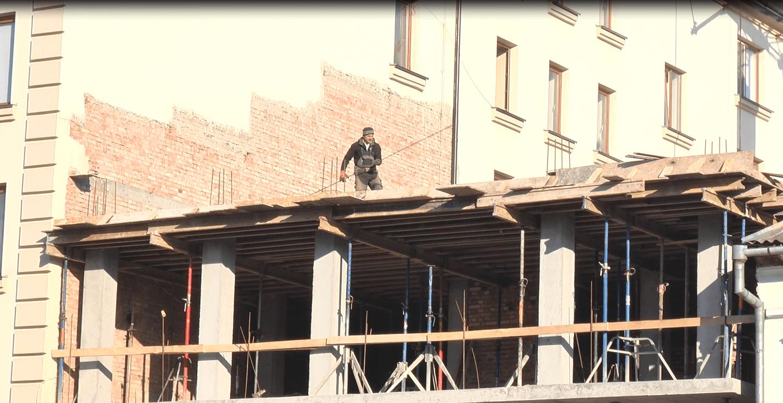 Першу 17-поверхівку у Франківську збудують на площі Ринок