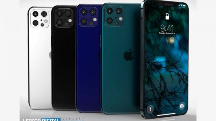 Стало відомо, коли стартує виробництво iPhone 12