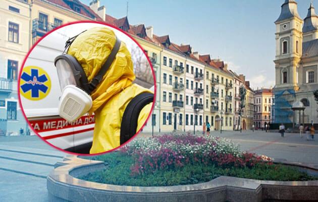 33 франківців перебувають в інфекційній лікарні з підозрою на коронавірус