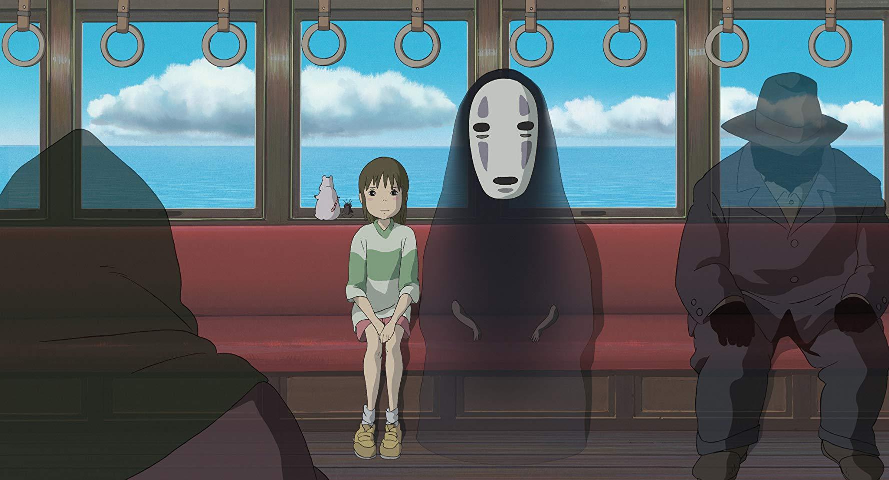 """Франківців кличуть подивитися легендарний мультфільм """"Віднесені привидами"""" (ВІДЕО)"""