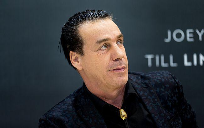 Соліст гурту Rammstein покатався на покинутій каруселі в Чорнобилі (ВІДЕО)