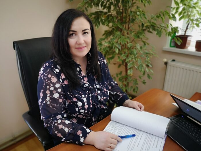 """«Намагаємося працювати так, щоб наше підприємство не асоціювалося з негативом», – Наталія Ярощук, директорка КП """"Теплий Дім"""""""
