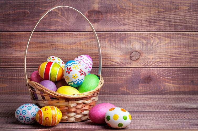 Галка рекомендує: 8 порад, як не нашкодити собі великодніми яйцями