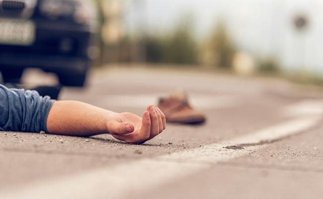 На Прикарпатті водій на смерть збив 20-річну дівчину (ФОТО)