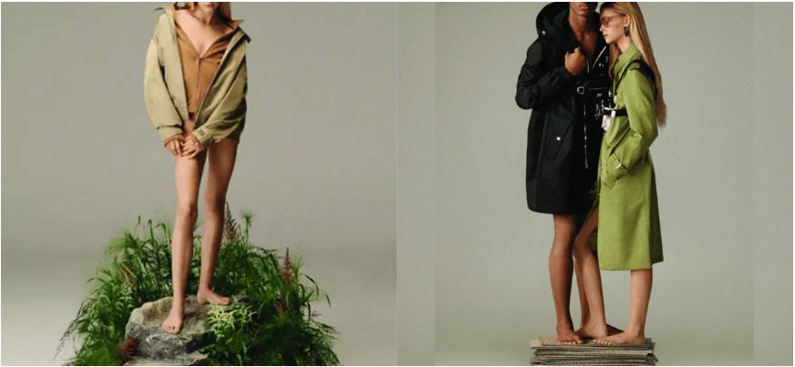 Британський бренд одягу випустив колекцію з перероблених рибальських сіток, обрізків тканини й пластику (ФОТО)