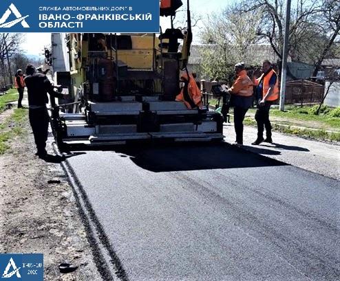 Автошляхи держзначення в області продовжують ремонтувати і робити безпечнішими (ФОТО)