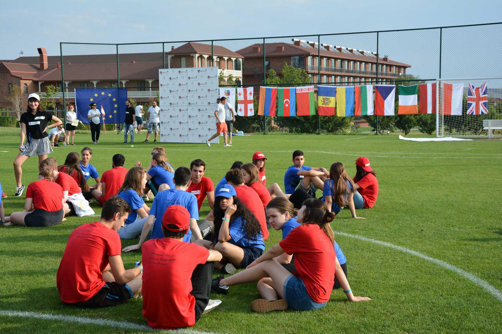 Прикарпатську молодь кличуть у табір Європейської школи