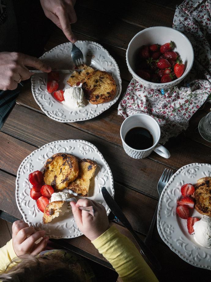 Галка рекомендує: як зробити  французькі тости з черствої паски
