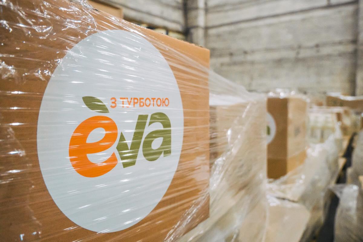 З турботою про кожного: Лінія магазинів EVA забезпечила опорні лікарні України засобами дезінфекції на час карантину