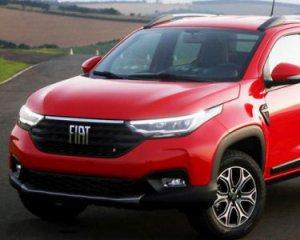Fiat представив новий пікап Strada