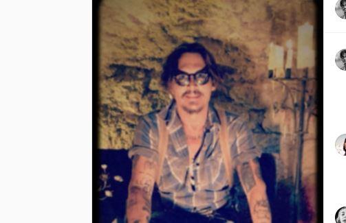 """""""Чортів карантин"""": Джоні Деппу довелося завести собі Instagram (ФОТО, ВІДЕО)"""