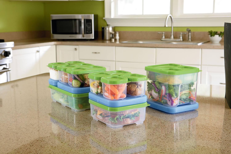 Галка не рекомендує: які продукти небезпечно тримати в пластикових контейнерах