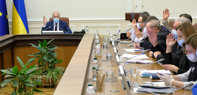 Кабінет міністрів звільнив очільників податкової та митної служб