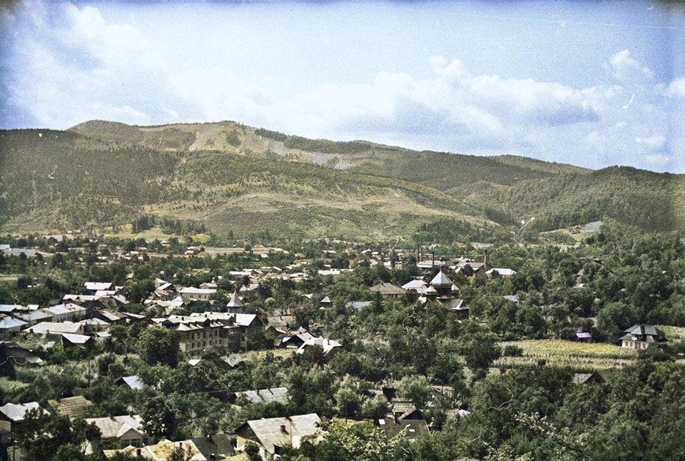 У мережі показали чудову панораму Косова майже столітньої давнини (ФОТО)