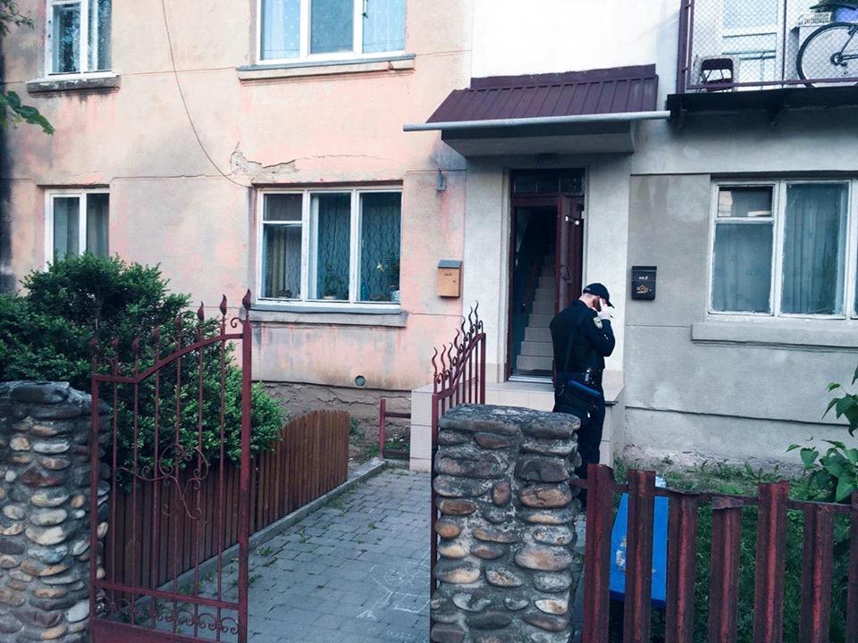 Франківець затримав чоловіка, котрий обікрав його квартиру