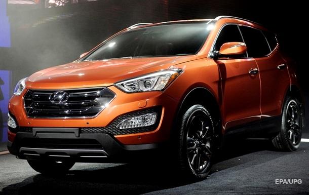 Hyundai показала перший тизер оновленого Santa Fe