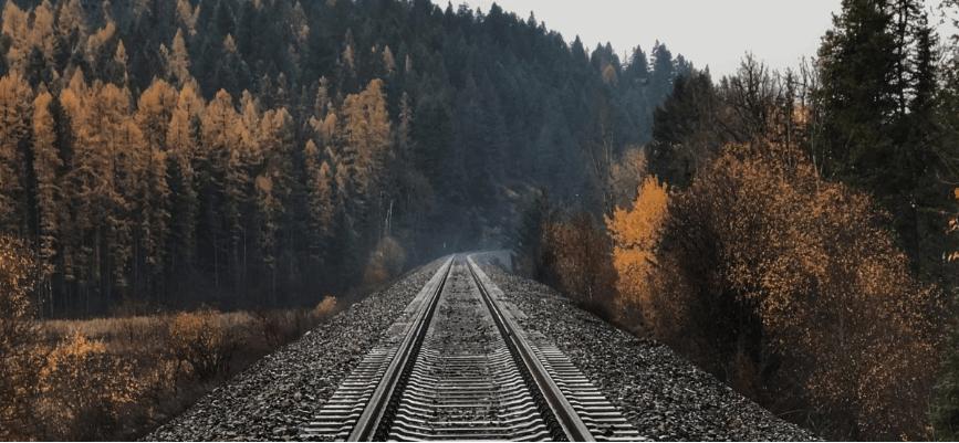 """Укрзалізниця """"запустила"""" віртуальний потяг (ВІДЕО)"""