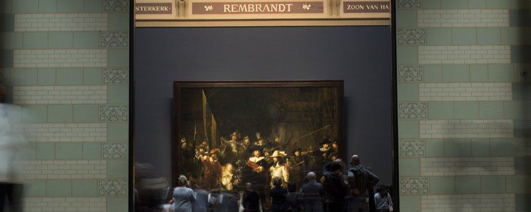 """""""Нічну варту"""" Рембрандта тепер можна роздивитися до найдрібніших деталей онлайн"""