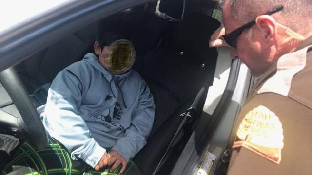 Їхав до Каліфорнії купити Lamborghini: у США поліція зупинила машину, якою керував 5-річний хлопчик
