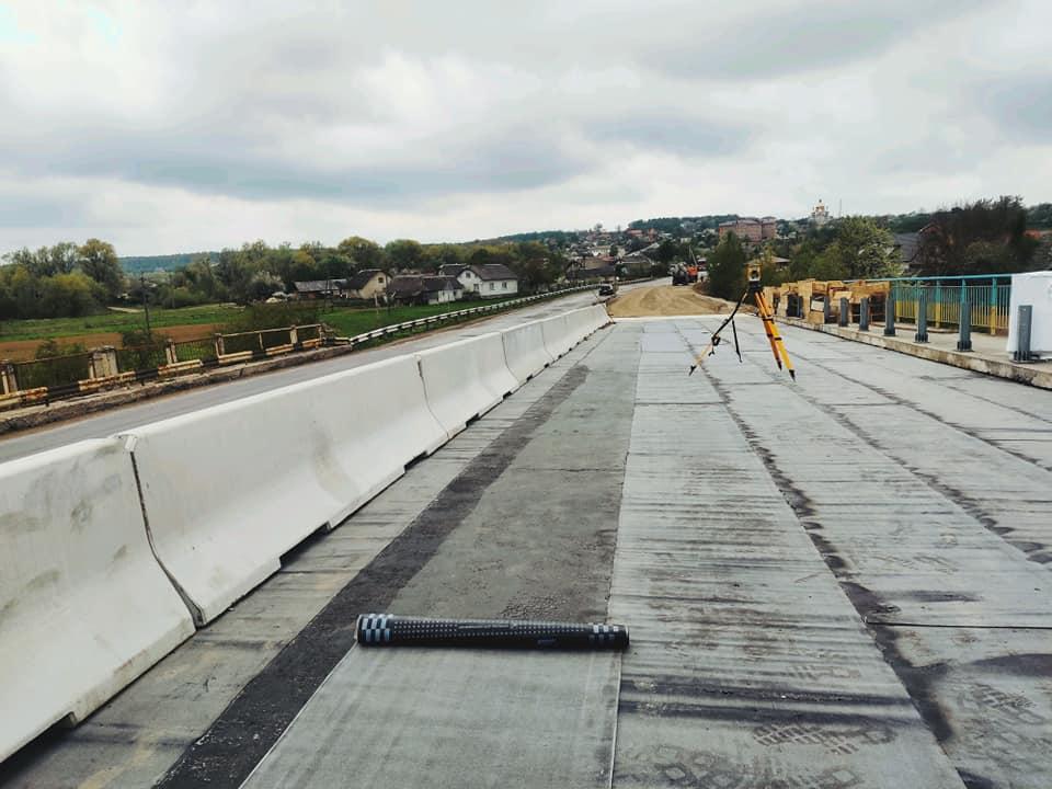 Наступного тижня у Боднарові змінять схему руху транспорту через ремонт мосту