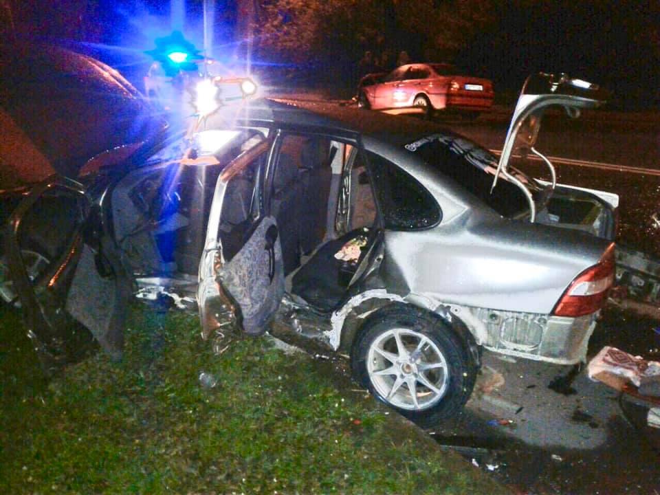У лікарні померла юна травмована у автотрощі на околиці Калуша (ФОТОФАКТ)
