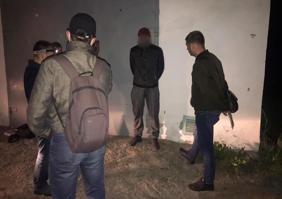 Продавців наркотиків затримали в Калуші (ФОТО)