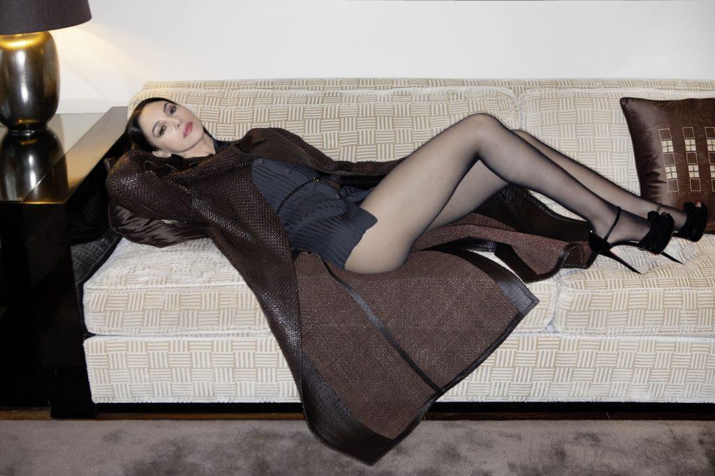 Моніка Беллуччі показала бездоганну фігуру в новій фотосесії (ФОТО)