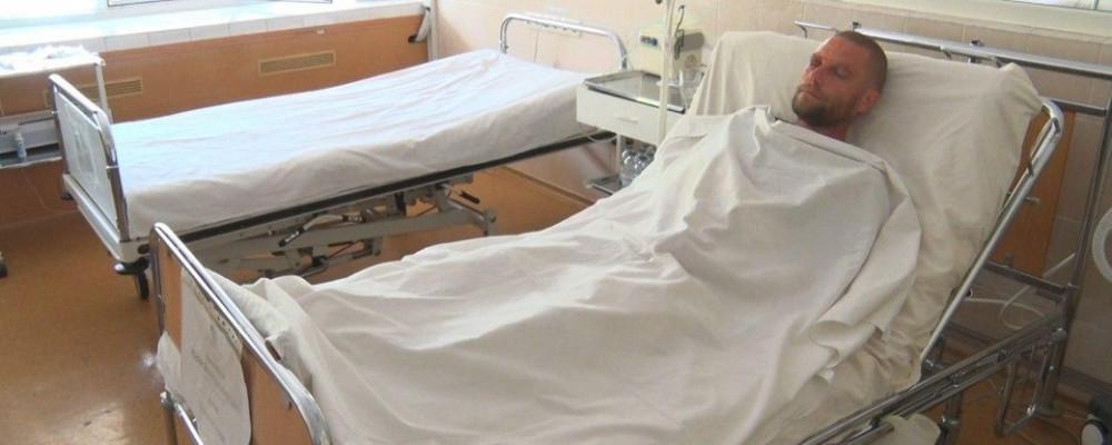 У Дніпрі прооперували пораненого на Донбасі бійця з Івано-Франківщини