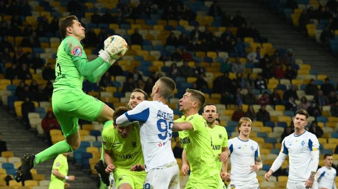 Великий футбол повертається в Україну: МОЗ дало добро відновити матчі
