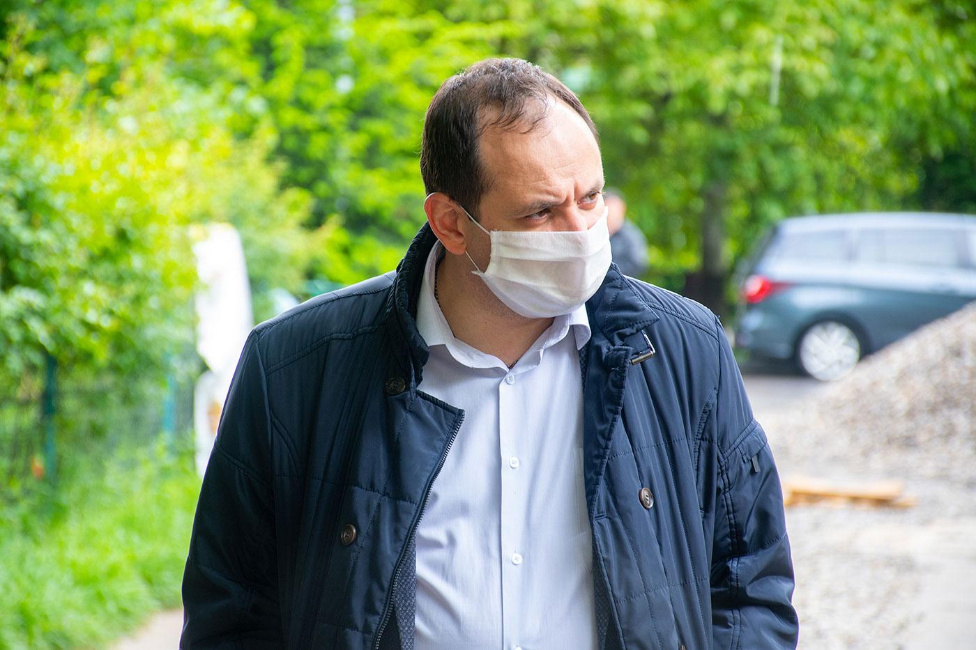 Марцінків здав тест на коронавірус – не підтвердився