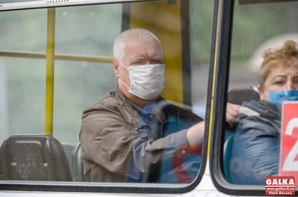 З 31 серпня громадський транспорт Франківська працюватиме в режимі спецперевезень