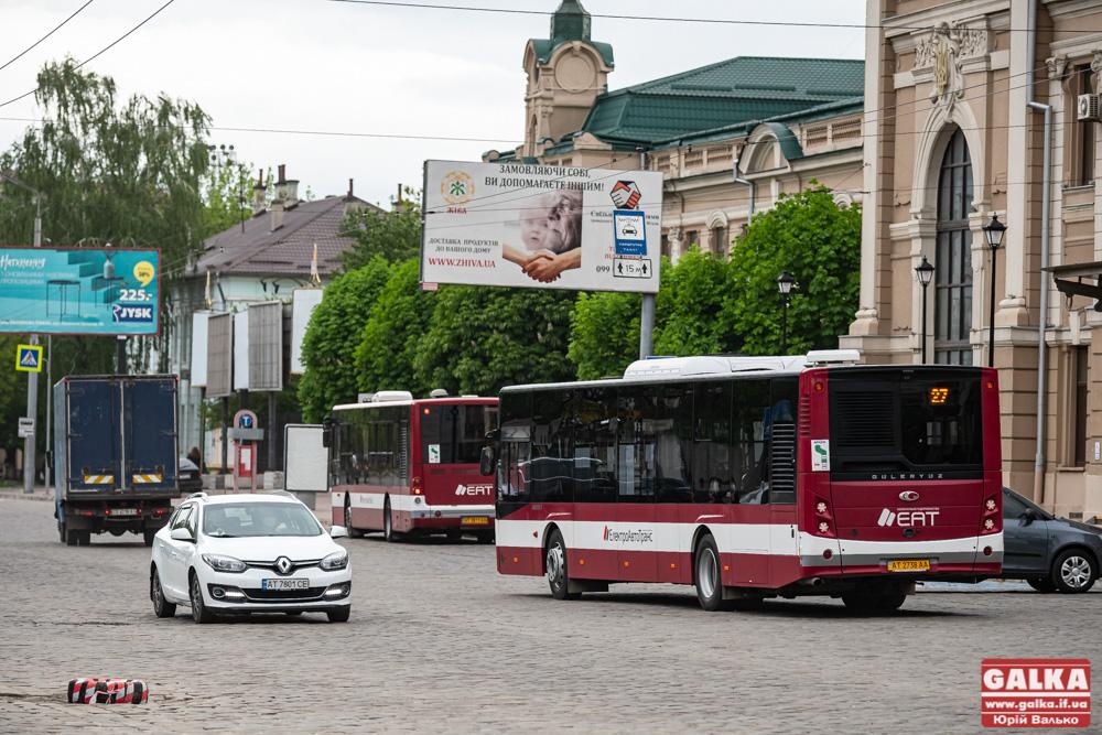 Чому жарко? У Франківську лише 30% нового комунального транспорту має кондиціонери