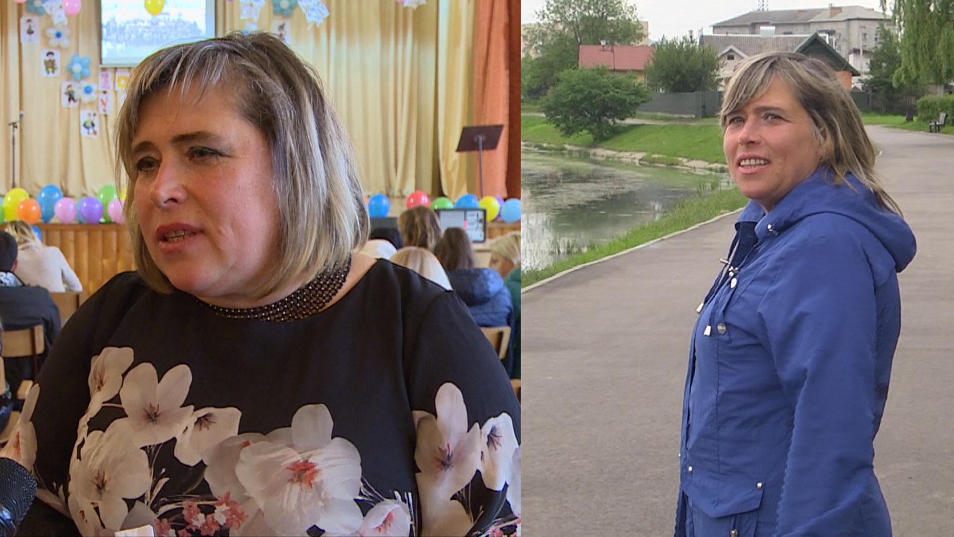 Надихнули учні: як коломийська вчителька схудла на 25 кілограмів (ВІДЕО)