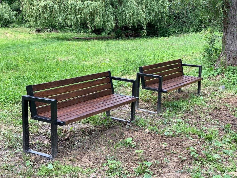 Бюджет участі профінансував відпочинкову зону на міському озері (ФОТО)