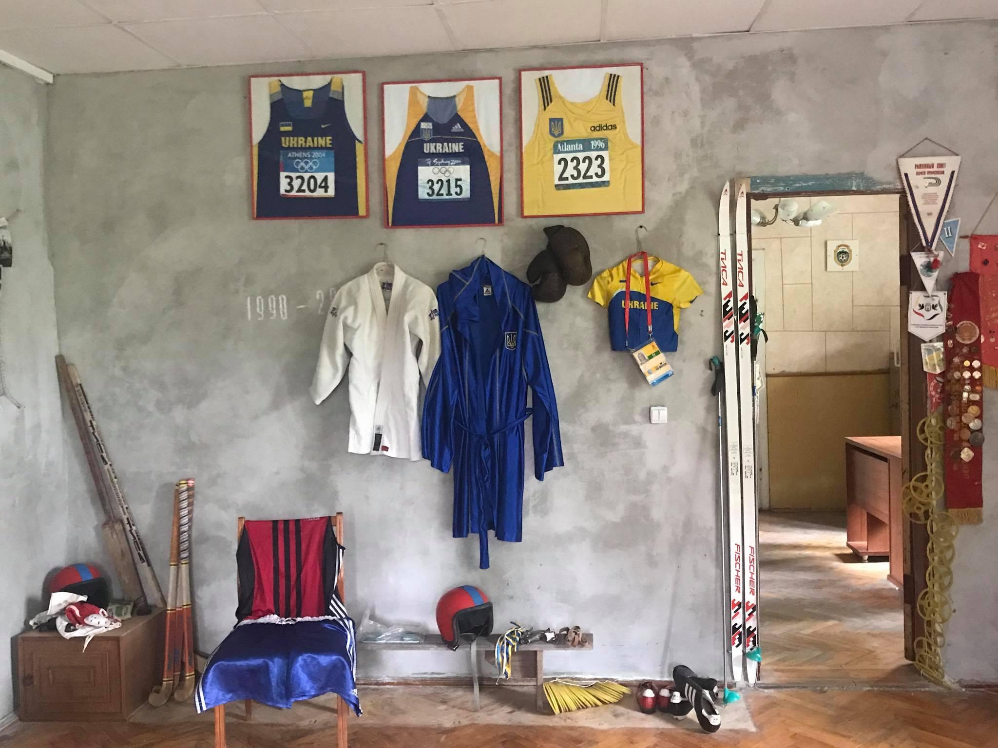 У Франківську готують до відкриття перший в Україні музей спорту (ФОТО)