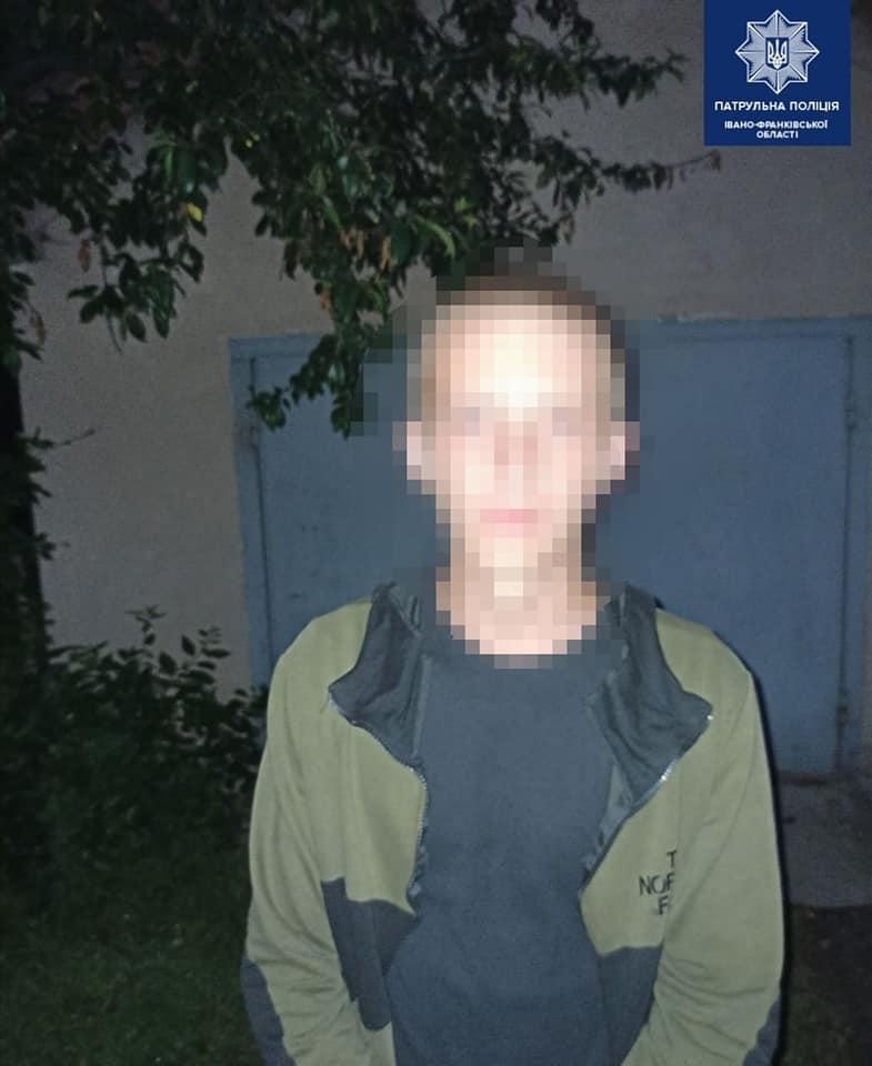 Впізнав потерпілий: поблизу вокзалу затримали двох грабіжників (ФОТО)
