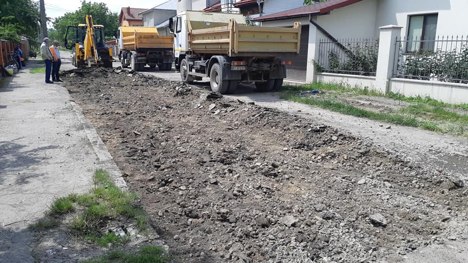 У Франківську почали ремонтувати вулицю Київську (ФОТО)