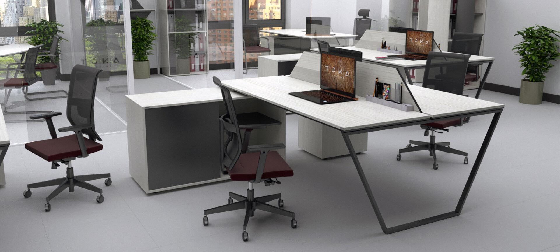 Три поради від ТОКА, як вдало підібрати меблі в офіс